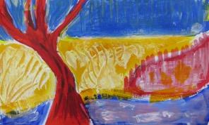 kleuren schilderen