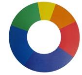 kleuren verhoudingen Lida Meines