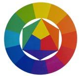 kleurencirkel Lida Meines