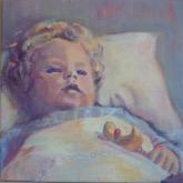Lida Meines portret fase 8