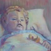 Lida Meines portret fase 6