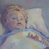 Lida Meines portret fase 7